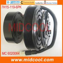 7H15 auto a/c compressor clutch for Citroen Jumper(230) /Xantia(X1) /XM(Y4) /ZX(N2)
