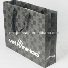 2014 China factory Wholesale brand name paper bag