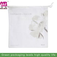 wholesale nylon mesh drawstring bags for laundry