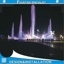 High Standard Fountain Install