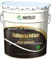 Base de água alcalino látex tinta spray resistente