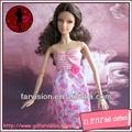 11.5'' moda baby girl modelli di vestiti delle bambole