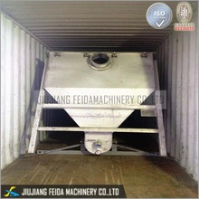 Heavy mineral electric separator/ abrasive cycle separator