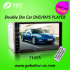 2013 Top Selling With Bluetooth double dintouch screen car radio
