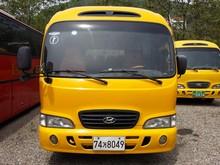 hyundai county mini bus
