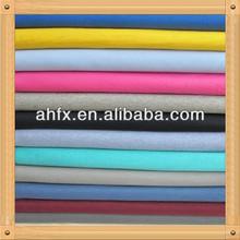 Impresso malha rib 100% algodão lençol tecido