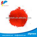 pigmento vermelho 3 mogno cor da pintura