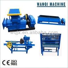 non-vacuum clay brick making machine/brick extruder-low cost -hote sale in Africa!