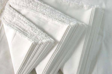 100% Cotton Greige Fabrics for Home Textiles, Table Linen and Upholstery