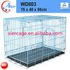 foldable dog cage dog crate wholesale