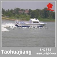 THJ868 Medium Size Passenger Boat New Arrival