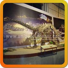 Zona infantil de juegos Artificial fósil de dinosaurio de la reproducción fósil de dinosaurio
