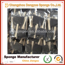 china brush painting/wood paint brush