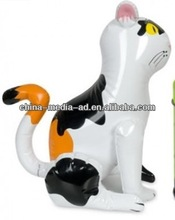 Custom inflatable cat model , advertising inflatable cat cartoon toys,inflatable cat cartoon toys