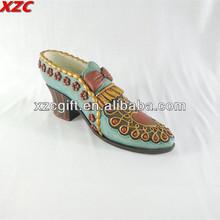 Resin Shoes Model,Home or Shoe Shop Decoration/Ornamental