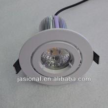 10 watts 240v led down light 950LM CR>80 Cool White Nature White Warm White 240V RCM Certificates Anti-glare