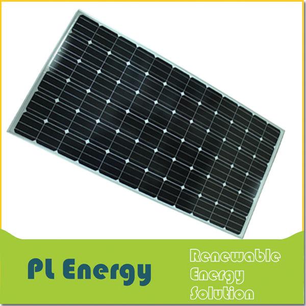 mono pv 12v 300w solar panel