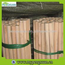 wood fencing poles farm