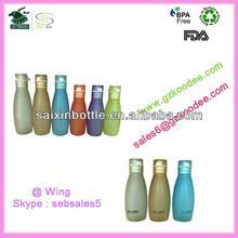 BPA Free Bowling Design Platic Sport Water Bottle