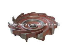 Precision steel casting part