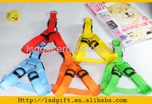Custom print dog collar dog led flashing light dog collar for party