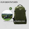 Popular camping canvas backpacks for man wholesale