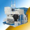 QMY12-15 big brick making machine mobile brick making machine