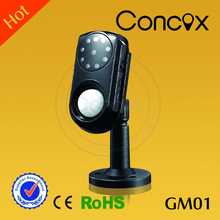 Concox new products GM01 wireless video smart home alarm/kit alarm system dial with cmos camera module