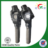 Tricycle parts front fork assembly of reverse device