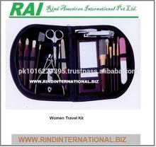 Manicure Kit,Professional Makeup Kits,Ladies Travel Kit,