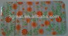 hot!!!!!!!!!!sales color changing pvc bath mat