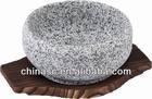 Granite antique brass bowls china