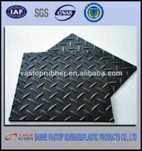 Diamond Plate Rubber Floor Mat Roll/ Piece