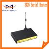 F3825 industrial cellular vodafone 4g modem router with ethernet port