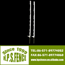 cheap wood fence low cost pasture plastic electric fence recycled plastic fence posts for farming