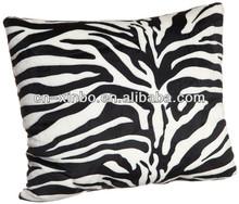 Zebra Fur Pillow stripe Sofa cushion/pillow covers