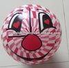 Dual color printed ball/pvc toy ball/ play balls