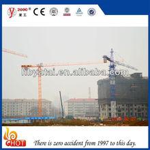 TC5010-4 old tower crane