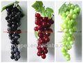 venta al por mayor 2014 realista uva artificial para el hogar o decoración de la oficina