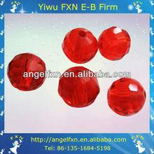 china wholesale crystal ball bead shamballa bead glass