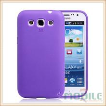 Matte TPU Gel Rubber Skin Cover Case for Samsung I8552/Galaxy Win