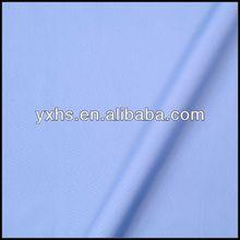 Hilo algodón 100% teñido de tela de la camisa chambray