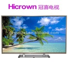 Newest 50inch Television aluminum panel LED LCD TV