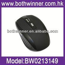 Ergonomic 2.4g wireless car mouse BW004