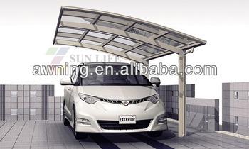 outdoor canopy metal roof
