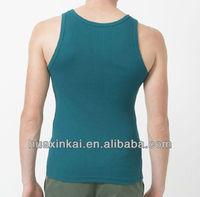fashion Cotton singlet tank tops for men