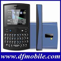 """Traducir En Espanol 2.2"""" GPRS FM Bluetooth Quad Band Dual Sim Tv Mobile Phone Function Keypad Asha205"""