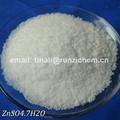 Zinco sulfato fórmula ZnSO4 7H2O