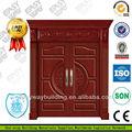 indio de madera principal de doble puerta diseños