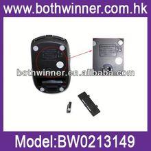 Ergonomic car shaped 2.4g wireless mouse BW049